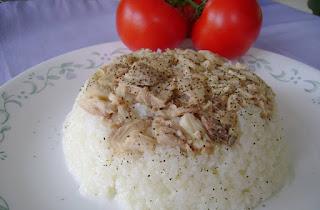 Chicken Pilaf (Chicken Pilaf (Tavuklu Pilav)