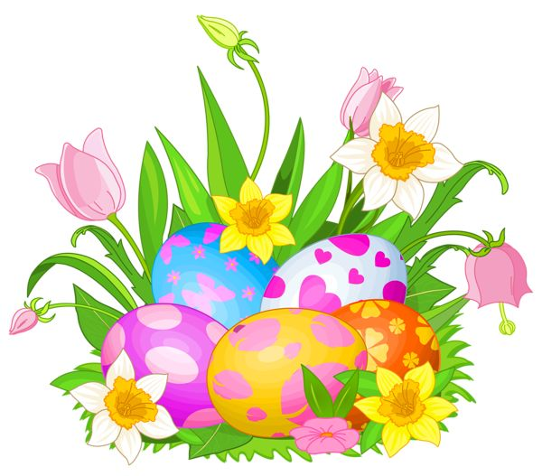 Easter Flower Around The World
