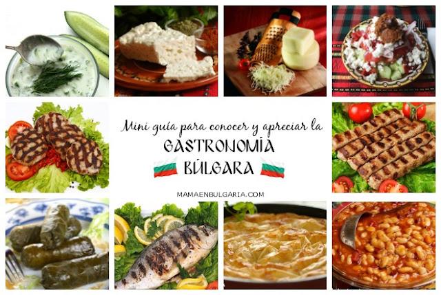 Gastronomía Bulgaria