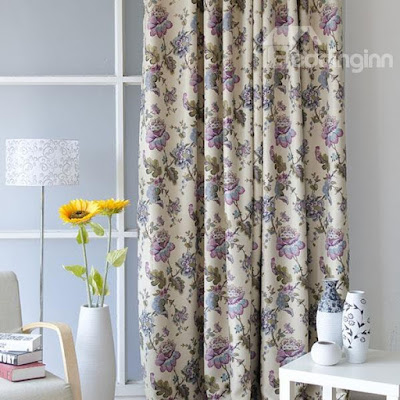 http://www.beddinginn.com/product/High-Quality-Flower-Pattern-Countryside-Style-Grommet-Top-Curtain-11379202.html