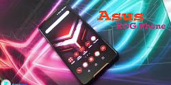 Review Lengkap Asus ROG Phone, Punya Pendingin Dan Aksesoris Canggih ?