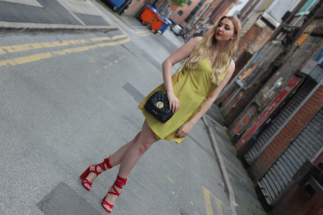 public desire red shoes fashion blog