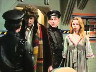 Doctor Who The Nightmare of Eden