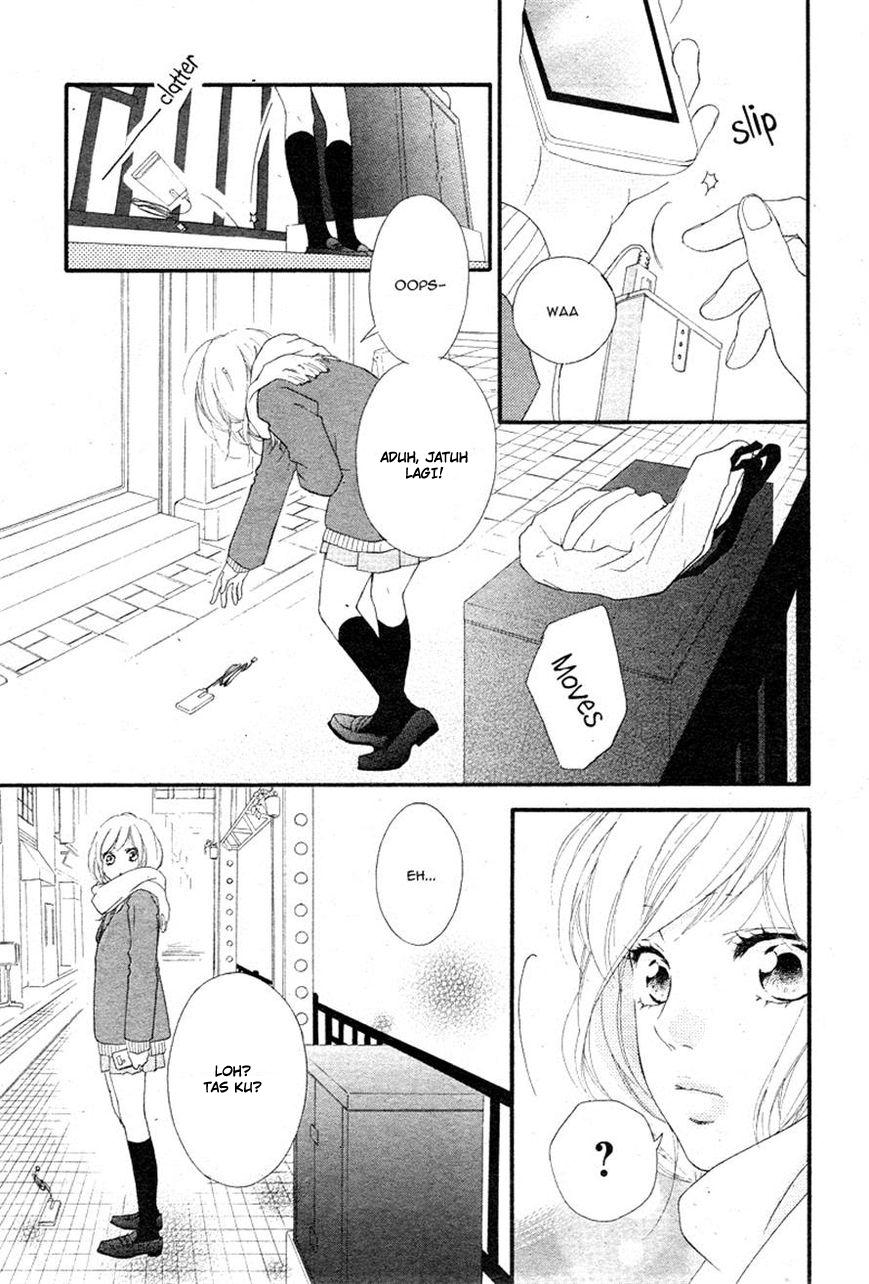 Ao Haru Ride Chapter 41-5