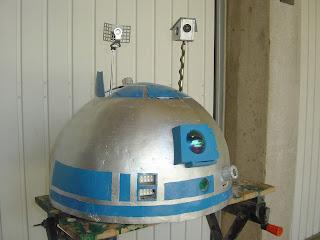 R2D2 dôme