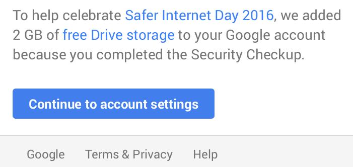Free Gmail Storage