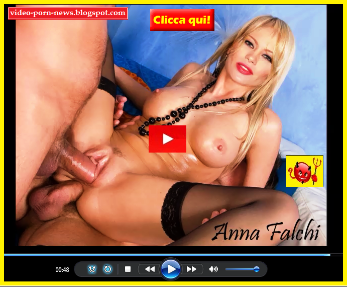 Video Erotico Anna Falchi film