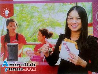 Usaha Kuliner Bubble Waffle ala Paula Meliana