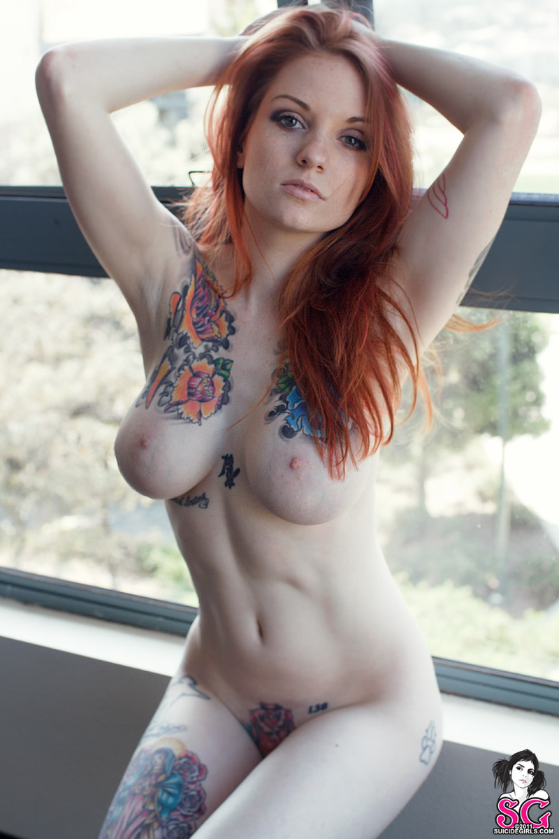 Pale skinned chubby redhead gets fucked deep 7