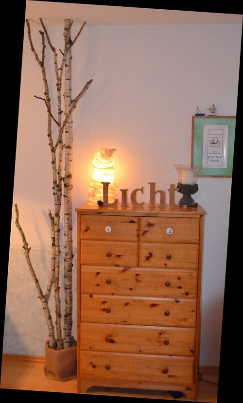 like-stamps-so-much...: Birkenstamm im Wohnzimmer DIY für 11 ...