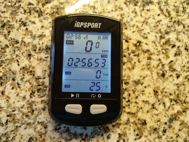 iGPSPORT IGS10 GPS Computer