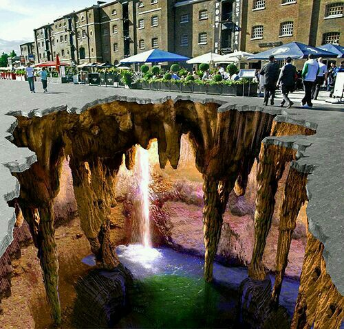 optical-illusion-underground