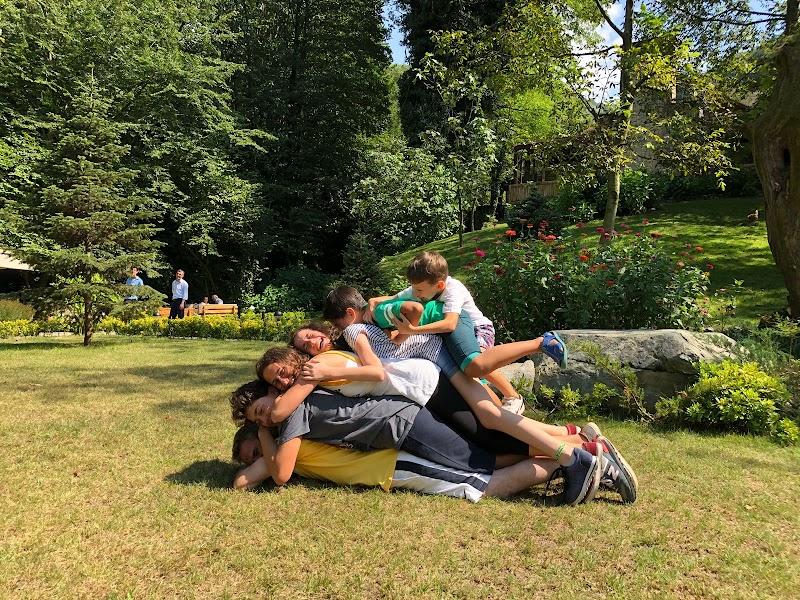Doğaya, Toprağa ve Yeşile Hasret Çocuklarımız