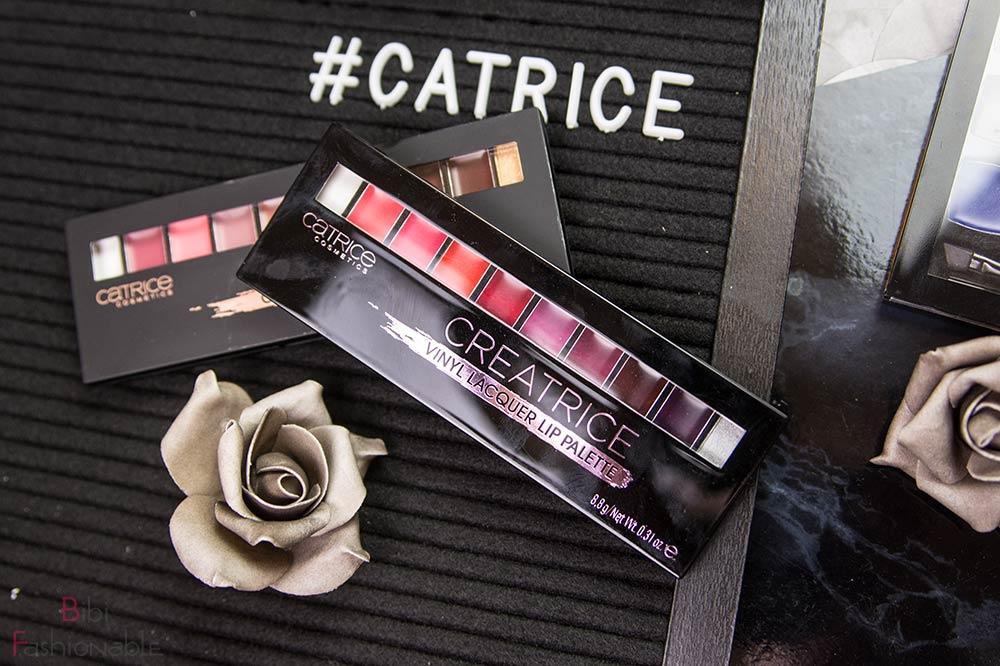 Catrice Creative Vinyl Laquer Lip Palette