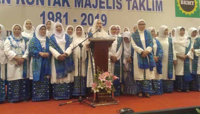 Badan Kontak Majelis Taklim Deklarasikan Dukungan ke Prabowo-Sandi