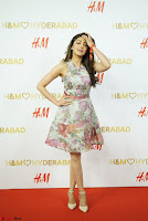 Pranitha Subash in lovely Flower Print Sleeveless Short dress ~  Exclusive 031.JPG