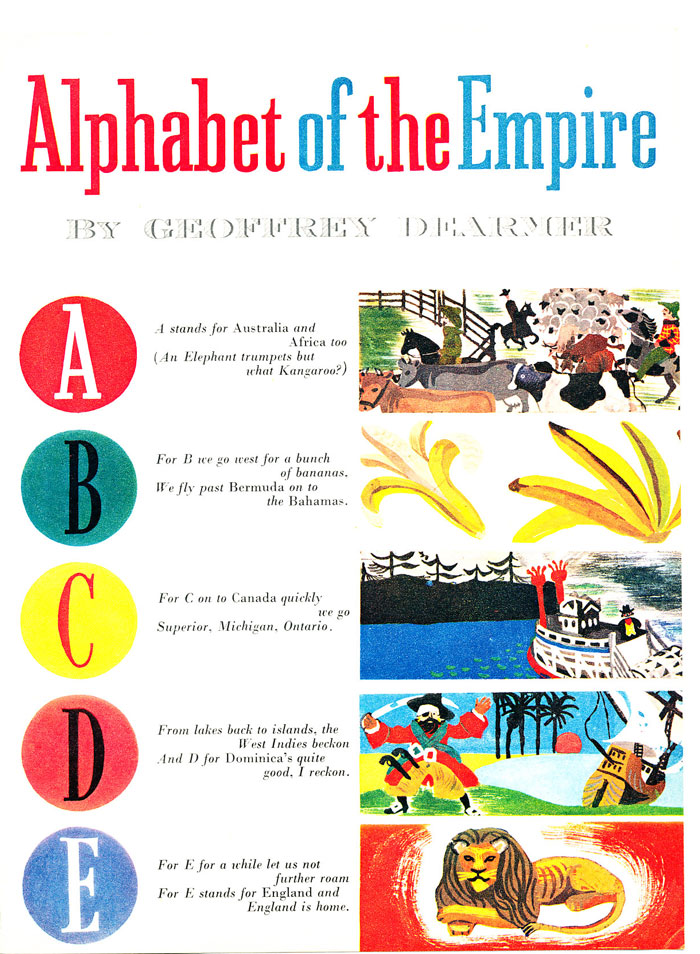 The Age Of Uncertainty An Alphabet Of The Empire