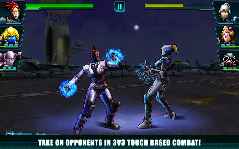 Ultimate Robot Fighting 1 0 64 MOD APK [Unlimited Money