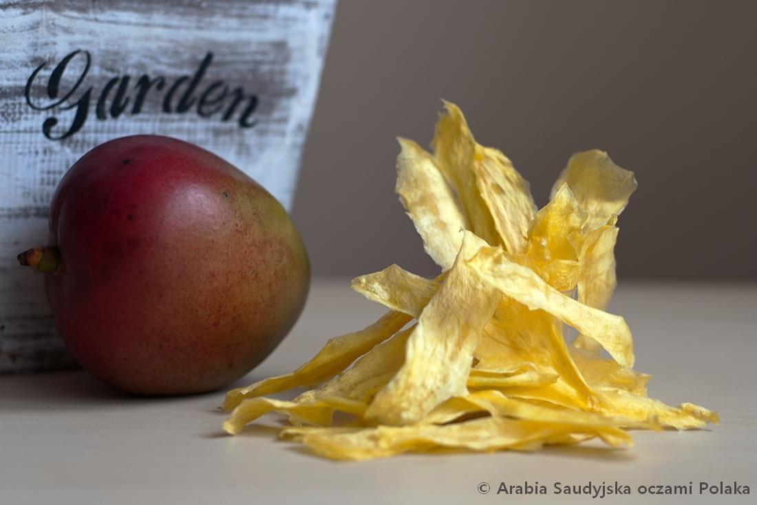 Chipsy z mango