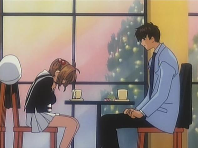 Card Captor Sakura Un Noël mouvementé