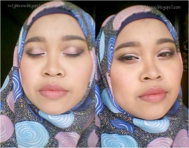 Aplikaso Fanbo Eyeshadow Kit