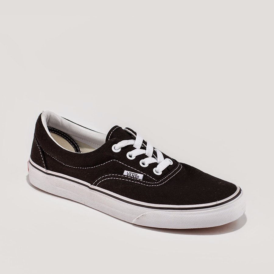 Vans Era Black & White