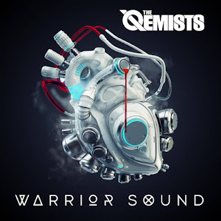 Warrior Sound CD Art