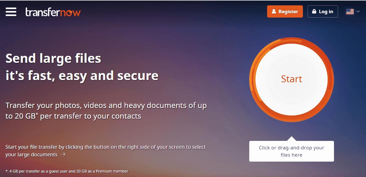 أفضل مواقع رفع الملفات برابط مباشر دون تسجيل