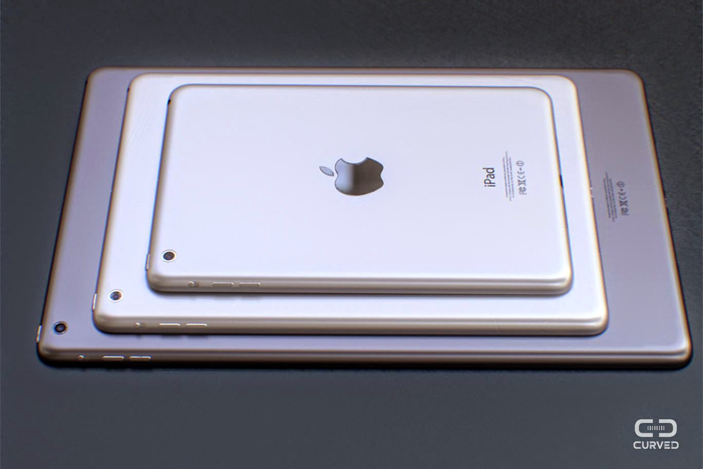 Apple's Largest iPad – 12.9 Inch
