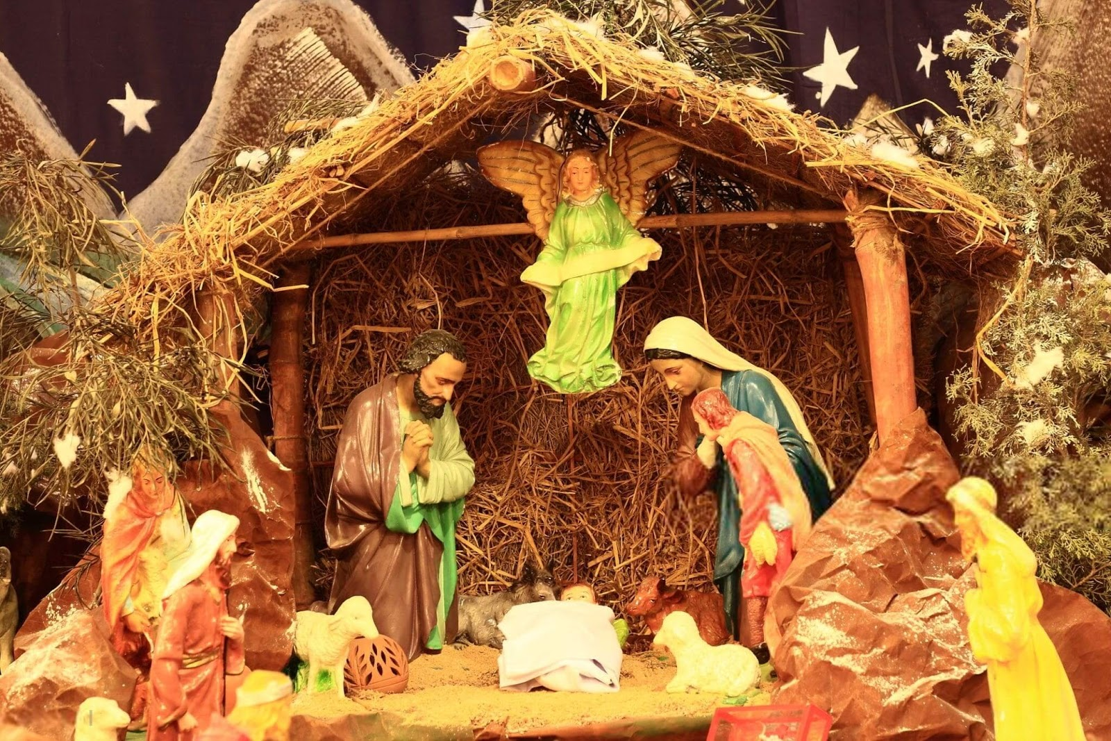Nativity Scene Pictures