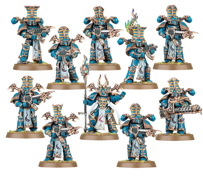 Games Workshop Officially Unveils The Thousand Sons