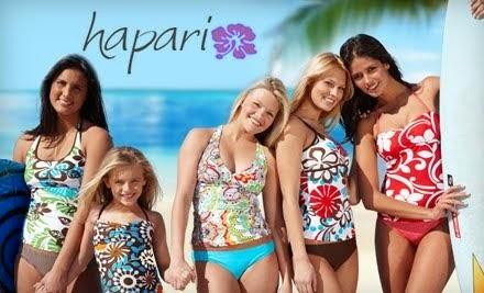 3896994d28e70 Dad of Divas' Reviews: Hapari Swimwear Works With Your Body