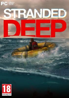 Stranded Deep Alpha Highly Compressed