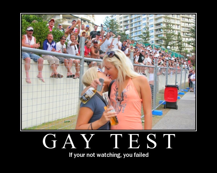 gay test using photos