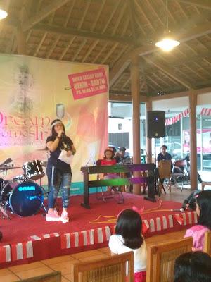 Konser Musik Pertama Nailah DCT Ungaran