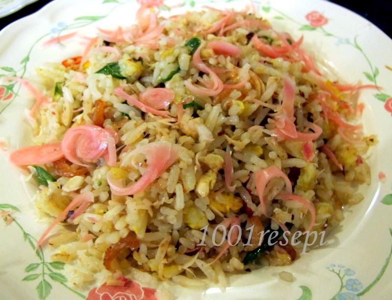 Koleksi 1001 Resepi: nasi goreng bunga kantan...