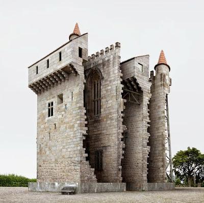 fotomontaje con castillo
