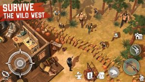Westland Survival MOD APK Unlimited Money Free Craft