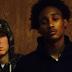 Eminem e Nassan, filho do Proof, estiveram juntos no estúdio