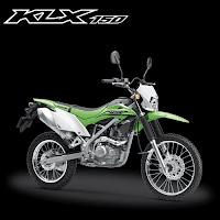 Pilihan Warna Kawasaki KLX 150 Terbaru