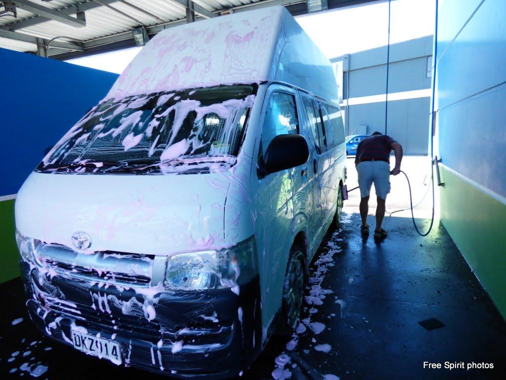 Z Car Wash Christchurch