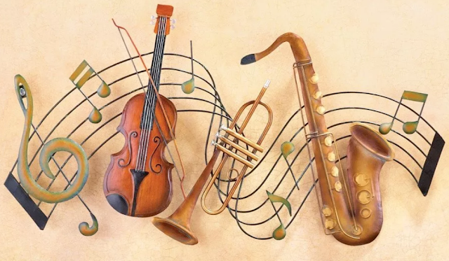 Как сделать музыкальный инструмент