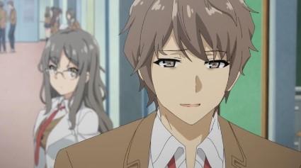 Seishun Buta Yarou wa Bunny Girl Senpai no Yume wo Minai – Episódio 3