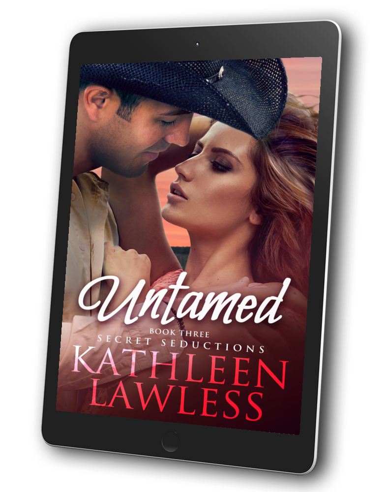 KATHLEEN LAWLESS: Cowboys and Alphas and more... Oh, my.