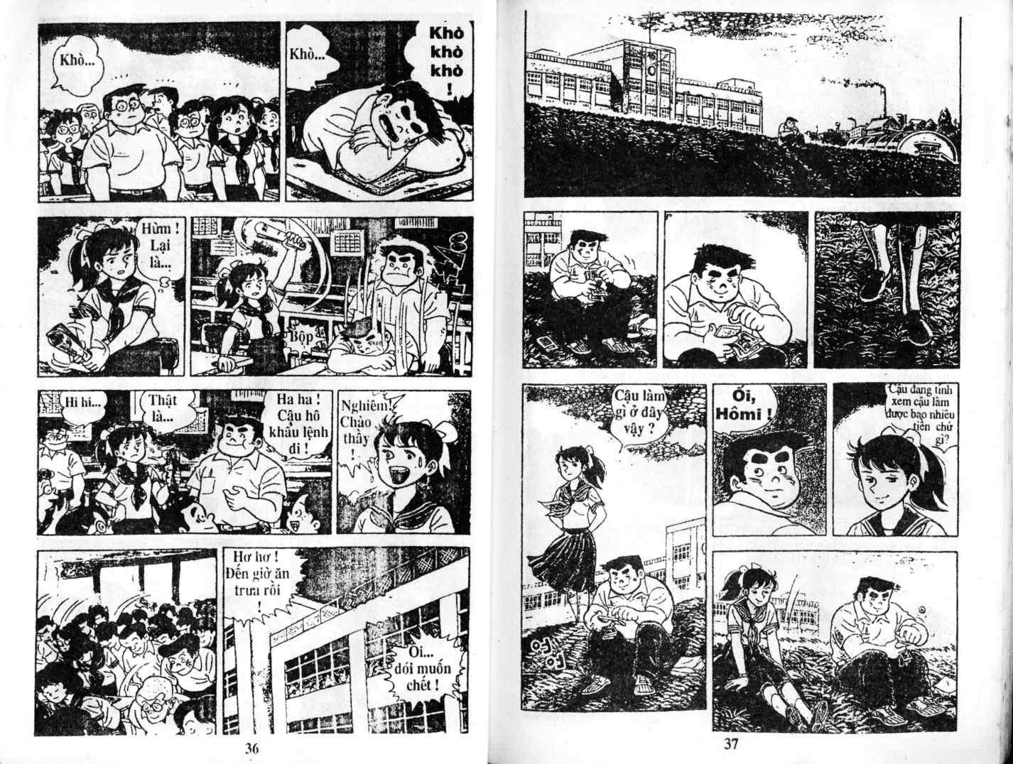 Ashita Tenki ni Naare chapter 1 trang 16