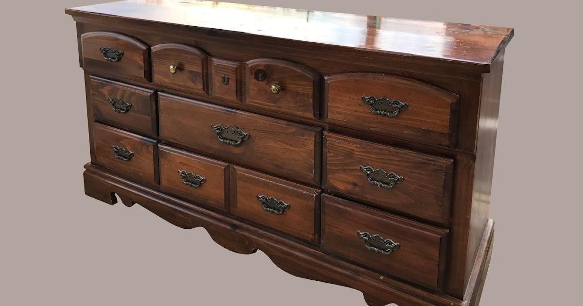 Uhuru Furniture Collectibles Pine Dresser Large Mirror 95 Bargain Buy