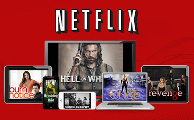 Servicios App Netflix