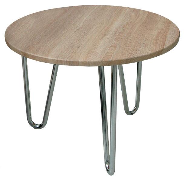 Muebles de forja mesas auxiliares serie alenaz - Mesa auxiliar cama ...