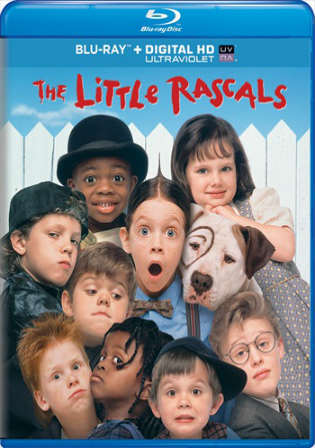 The Little Rascals 1994 Hindi 270MB Dual Audio 480p BluRay