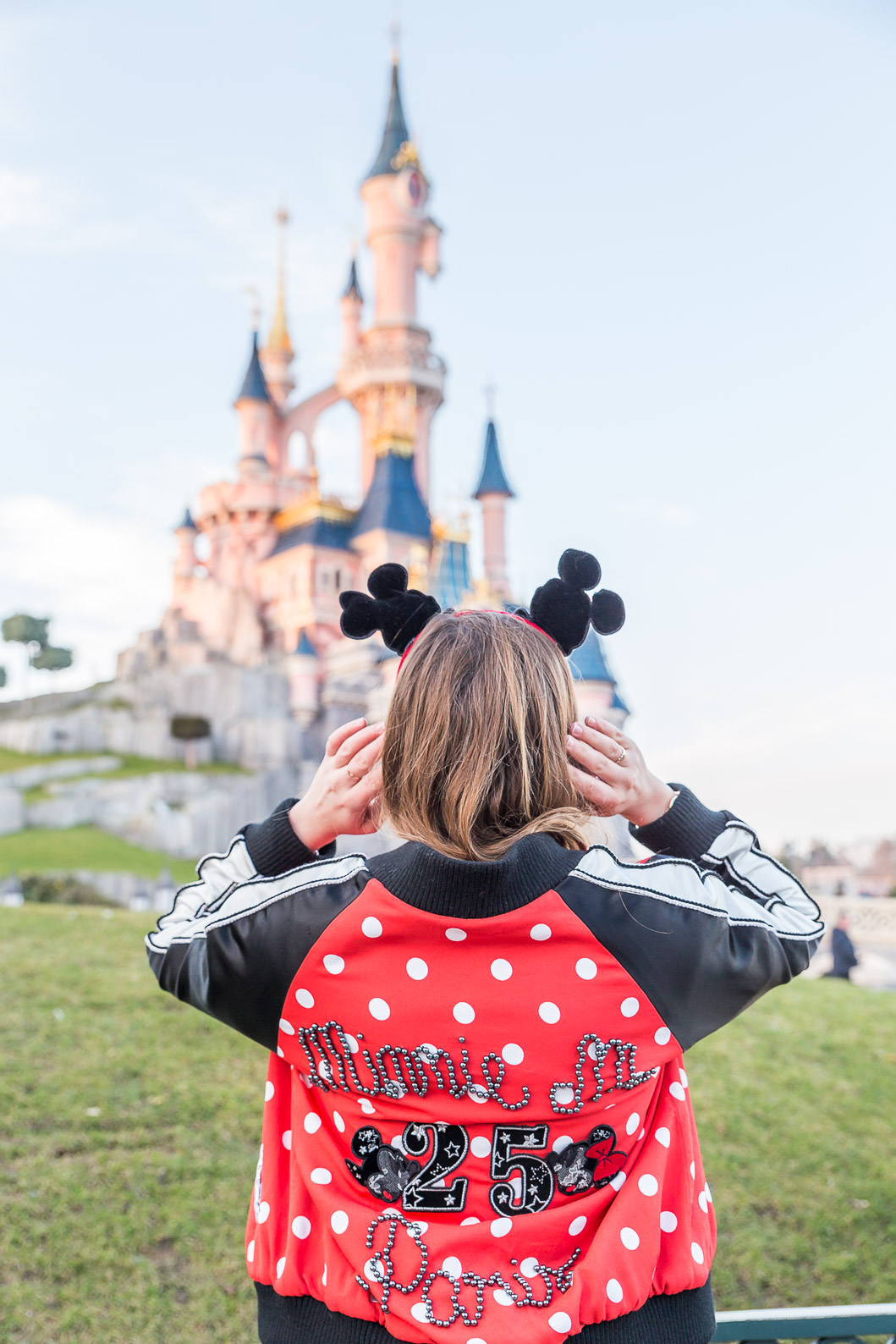 Anniversaire 25 ans DisneyLand Paris